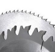 Lames de scie carbure et acier pour banc de scie - Diamètre à partir de 400 mm