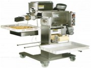 Laminoir automatique - Simple cuve ou double 25/ 50 kg/h