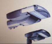 Lampadaire public LED - Structure en aluminium
