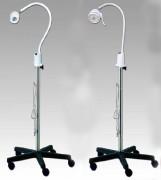 Lampe d'examen sur piétement - Halogène 230 / 12 V / 20 W ou 50 W