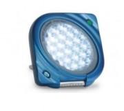 Lampe de luminothérapie LED portable - Fonctionnement du minuteur –  4 positions : 15-30-45-60 minutes