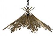 Lampe de plafond de style contemporain - Lampe de plafond de style contemporain fabriquée en métal