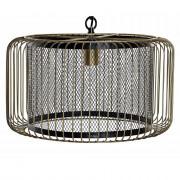 Lampe de plafond de style industriel - Lampe de plafond de style industriel en acier