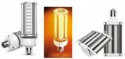 Lampe de remplacement pour éclairage public - E26 - E27 - E39 - Ex39 - E40