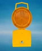 Lampe de signalisation chantier - Flash ou continu