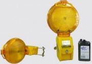 Lampe de signalisation clignotante - Photocellule clignotante - Ampoules Led