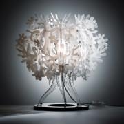 Lampe de Table Fiorellina SLAMP - Lampe de Table Fiorellina SLAMP a un design moderne et élégant à la fois qui se distingue par ses ombres et reflets émis par les pétales