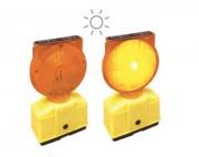 Lampe et fardier pour chantier - Dimensions lampe : L 365 x l 180 x H 110 mm