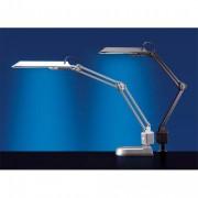Lampe fluo argent Ecostar - HANSA
