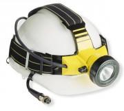 Lampe Frontale - Autonomie de 18 heures - Etanchéité : IP 66