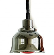 Lampe infra-rouge chauffante 250 W - Diamètre de chauffe : Ø 230 mm - Hauteur réglable (de 850 à 1800 mm)