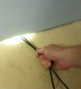 Lampe led téléscopique