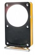 Lampe poche recharge téléphone - 3 modes de fonctionnement : Eco, Normal, turbo