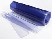 Lanière pvc grande largeur - En pvc souple transparent