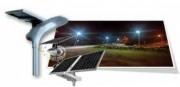 Lanterne solaire public - Pour extérieur