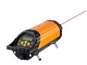 Laser automatique de canalisation - Précision horizontale : ± 5 mm / 100 m
