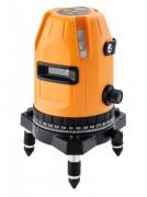 Laser chantier multi lignes - Précision : ± 2 mm / 10 m