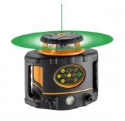 Laser de chantier 360° - Précision horizontale ± 0,5 mm / 10 m - Précision verticale ± 1,0 mm / 10 m