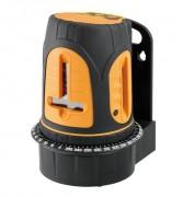 Laser de chantier multilignes - Précision : ± 3 mm / 10 m