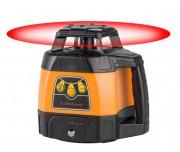 Laser de chantier rotatif automatique - Précision : ± 1 mm / 10 m