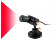 Laser de positionnement - Longueur d'onde du laser : 635 nm