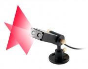 Laser multi-lignes de positionnement - Longueur d'onde du laser : 635 nm