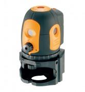 Laser pointeur 5 points de chantier - Précision : ± 2 mm / 10 m