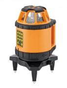 Laser rotatif de chantier - Précision : ± 2 mm / 10 m