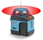 Laser rotatif horizontal vertical - Précision : ± 3 mm / 10 m