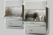 Lave batterie consommation d'eau économique - Panier spécial adapté