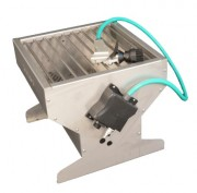 Lave botte à box en acier - Box : 100% Acier inoxydable