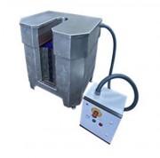Lave bottes automatique - Alimentation en eau par électrovanne de 1/2''