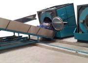 Lave linge professionnel 200 kg - Capacité : 200 kg