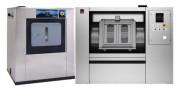 Lave-linges aseptiques barrière - Capacité de 16 à 84 kg - Entièrement programmable