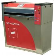 Lave-tapis en acier inox - En inox - Dimensions : 1060x500x1065 mm