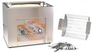 Lave vaisselle à avancement automatique - Capacité  : Jusqu'à 75 pièces/h