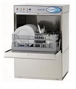 Lave vaisselle avec guides porte paniers amovibles - Débit maximal : 180 assiettes par heure