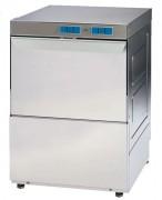 Lave vaisselle avec porte à double parois - Débit horaire : 450 verres - Capacité de lavage : 30 paniers par heure