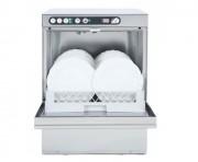 Lave vaisselle en inox - Dimension (mm) : 575 x 597 x 795 - Panier 50 x 50