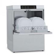 Lave vaisselle frontal débit 30-40 paniers/h - Carrosserie en inox AISI 304