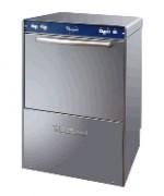 Lave vaisselle frontal professionnel 540 assiettes par heure - 540 assiettes/heure -  3.40 kW