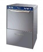 Lave vaisselle professionnel 720 assiettes/heure - Dotation: 1 panier 18 assiettes, 1 panier verres et 1 porte-couverts