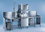 Lave vaisselle professionnel à capot - Pour cuisines professionnelles