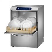 Lave-vaisselle professionnel adoucisseur incorporé - Adoucisseur incorporé - double paroi