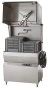 Lave vaisselle professionnel automatique - Aire de lavage H x l x p : 610 x 810 x 635 mm