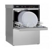 Lave vaisselle professionnel sans pompe - Panier de 50 x 50 cm