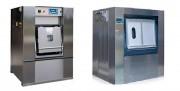 Laveuse aseptique à chargement latéral - Capacité : 27, 33, 49, 67 ou 100 Kg -  Essorage : 750 – 900 – 1000 T/mn