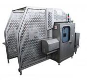 Laveuse de bacs europe à vapeur - Production : 20 - 30 ut/heure suivant la saleté