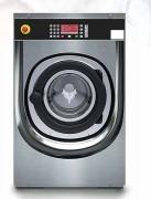 Laveuse-essoreuse à cuve suspendue - Ergonomique - de 18 à 28 Kg - essorage jusqu''à 980 rpm