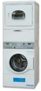 Laveuse essoreuse en colonne - Capacité : 8 Kg - Machine à laver + séchoir